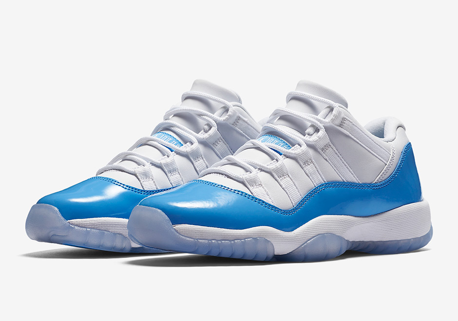 96e53b55412d59 Check out our video for a closer look on the Air Jordan Retro Low 11 UNC  below and let us know what you think in the comments.