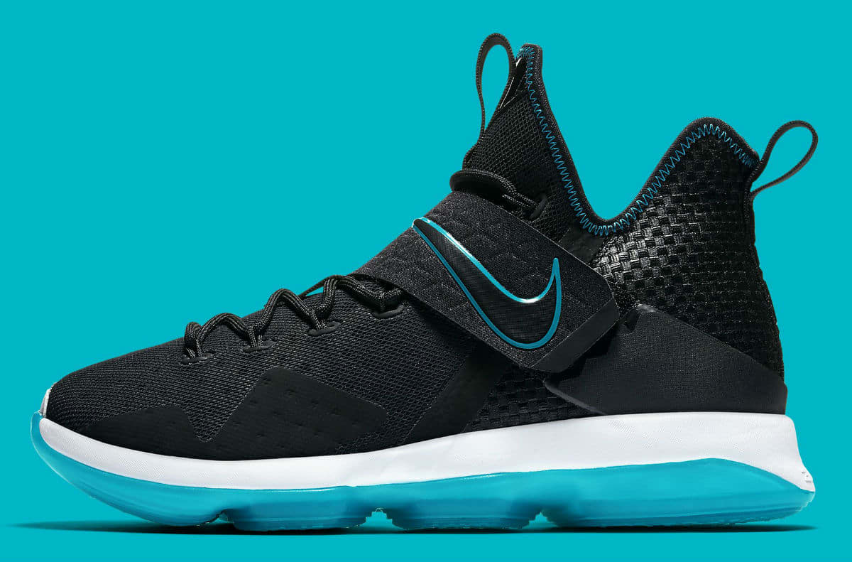 ac6d284b11a9 Nike LeBron 14 Red Carpets Official Images