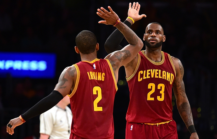 Top Three Ways The Cavaliers Can Beat The Warriors in the 2017 NBA Finals
