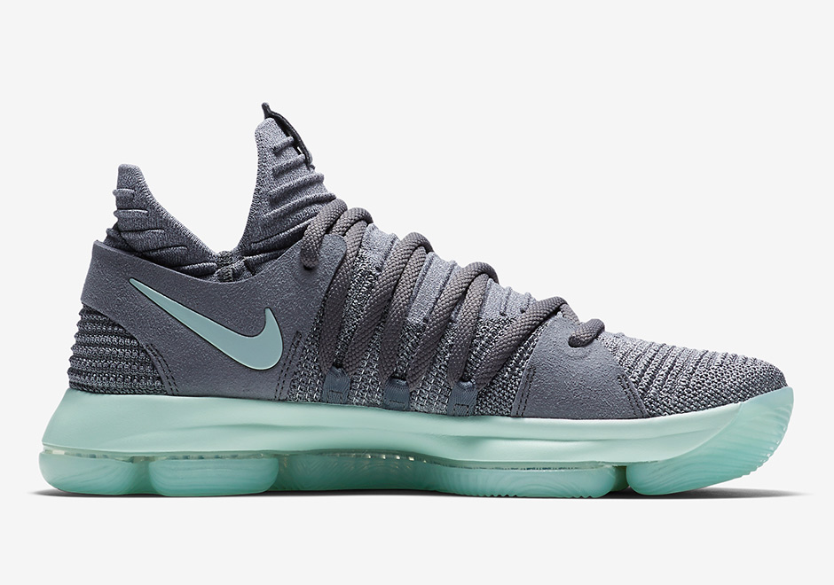 size 40 a9ec4 16c6f Retailing for  150.00 USD, the Nike KD 10 Igloo will be releasing on July  14, 2017.