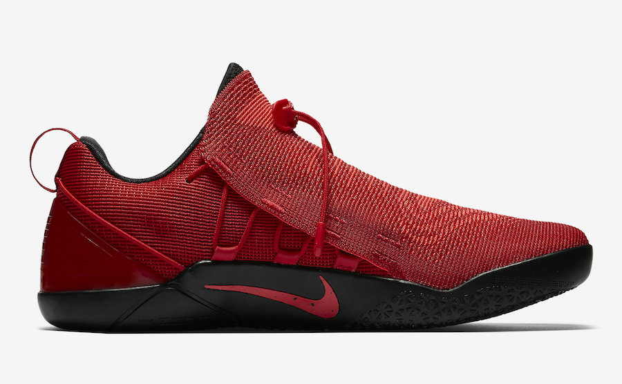 Check out the photos below for more and expect these University Red A.D.  NXT's to drop at Nike retailers on July 15, 2017 for $200.00 USD.