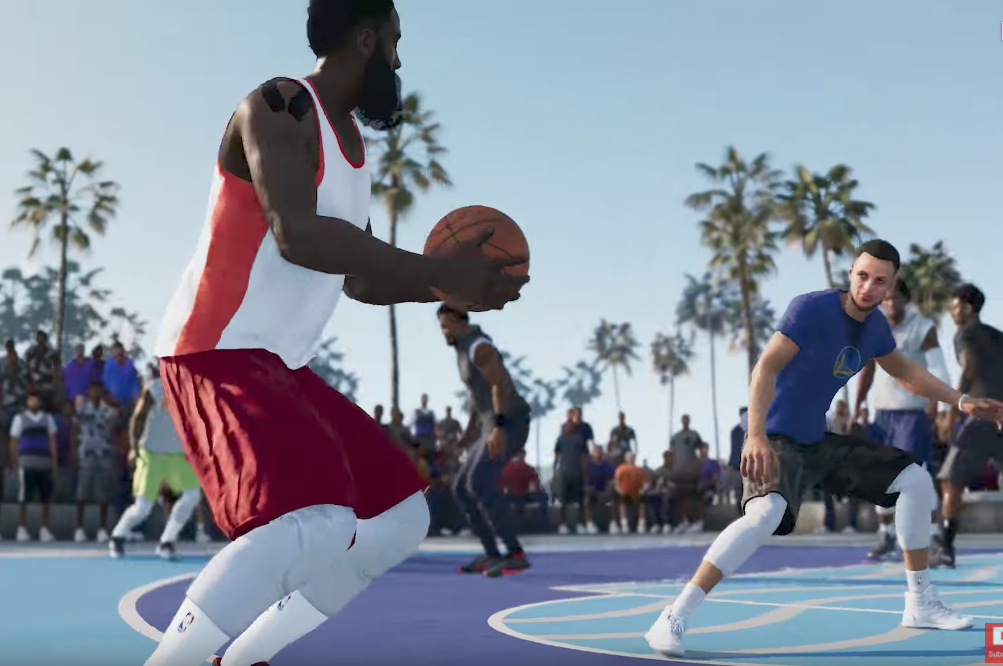 7eb20ecdf57 NBA Live 18 will be available on September 15