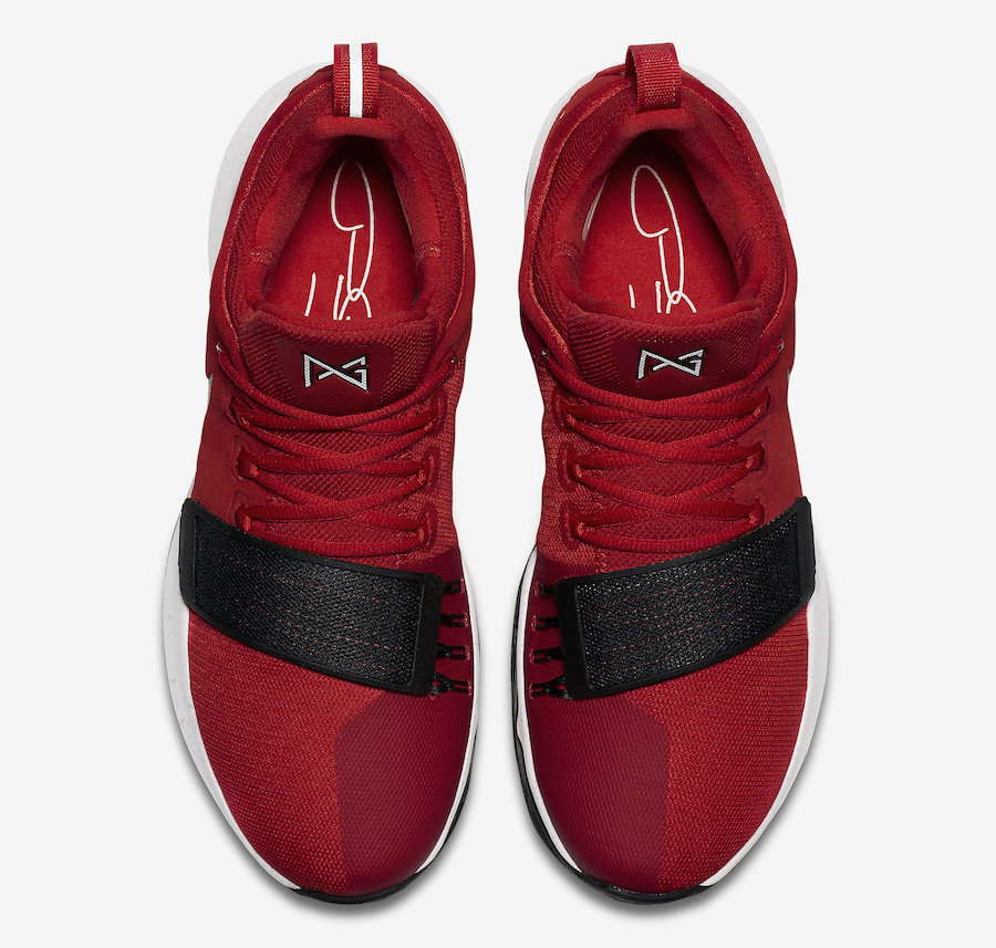f8936fcc2c36 retailmenot coupon nike pg 2 university red gold basketball shoe clearance  nike  pg 1 first impression kicksologists