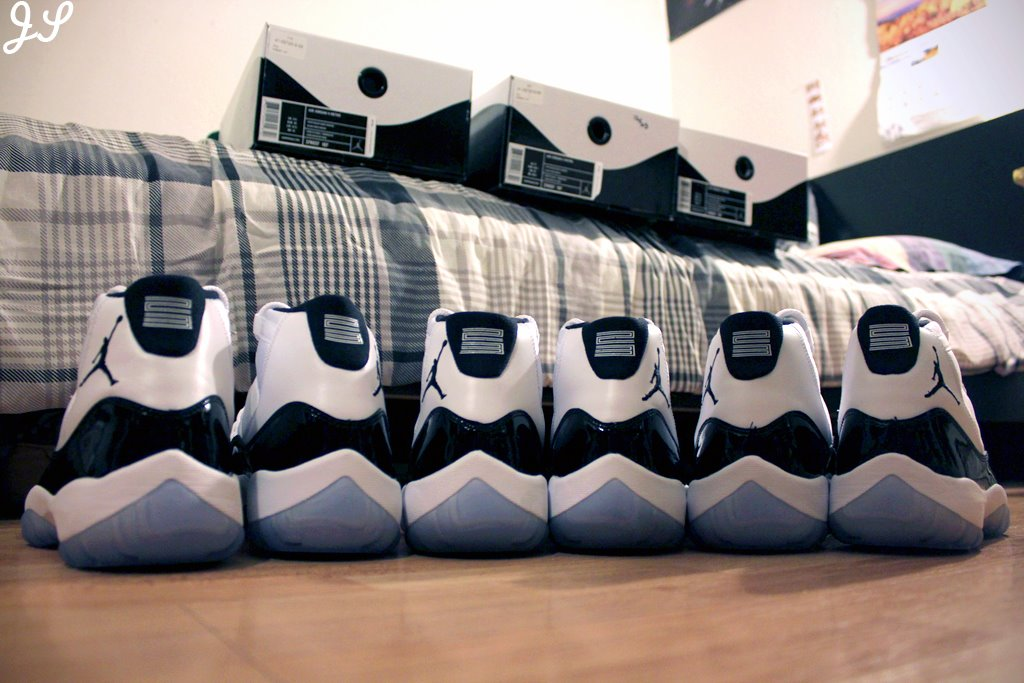 Air Jordan 11 Concord Retro Rumored For 2018 | Kicksologists.com