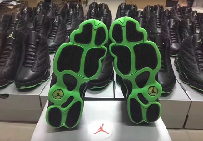 hot sale online a130e f52c2 Air Jordan Retro 13 Altitude Rumored For Black Friday