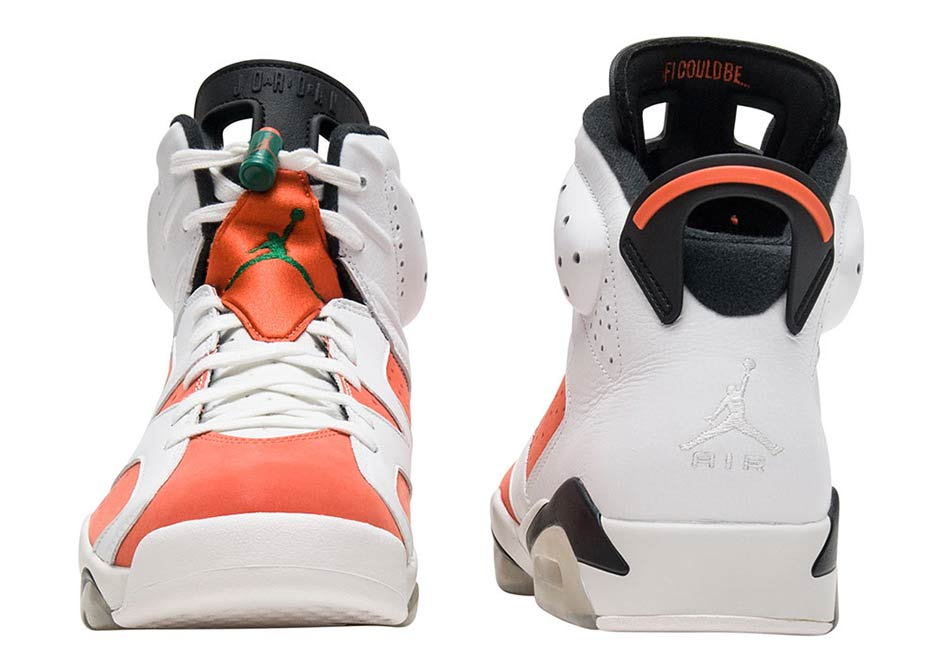 """The Air Jordan 6 Retro """"Gatorade"""" is slated to release on December 16 2fb6778d47"""