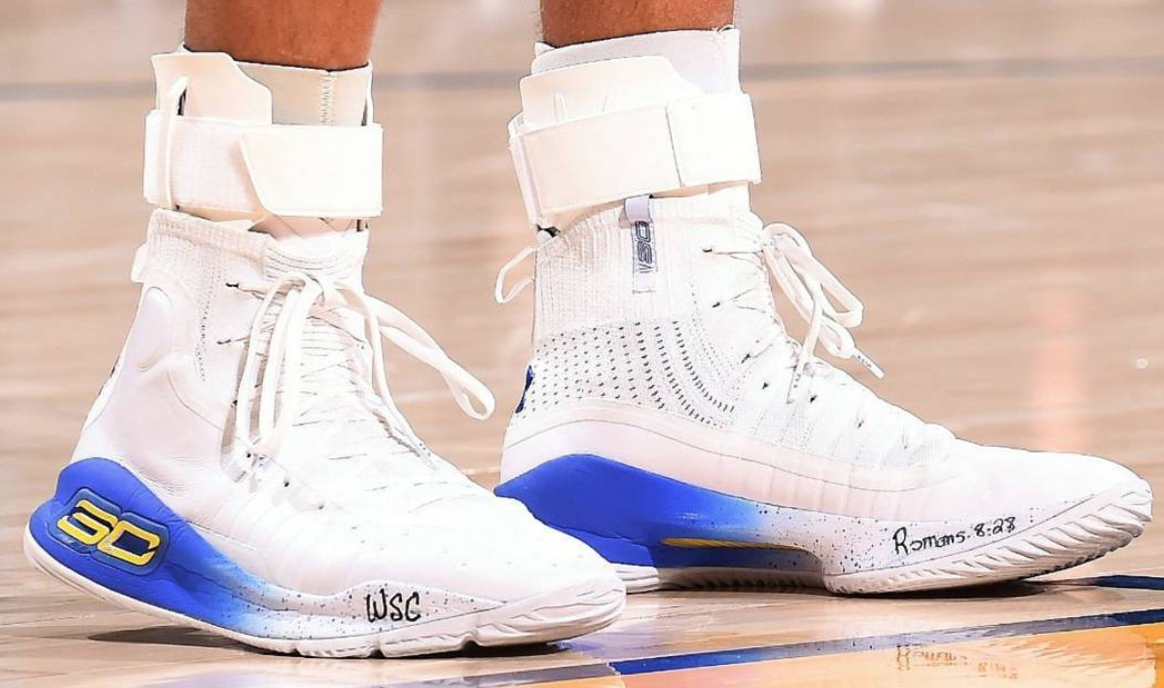 1798cbdbc4f Under Armour Curry 4 Home Gradient Release Information