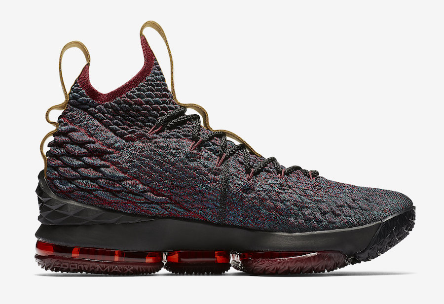 754cd171dbcc Nike LeBron 15 New Heights Release Information