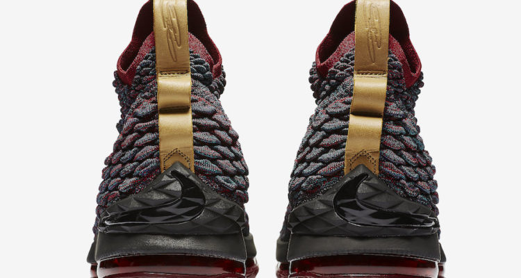 Nike LeBron 15 New Heights Release Information Kicksologists.com Leather