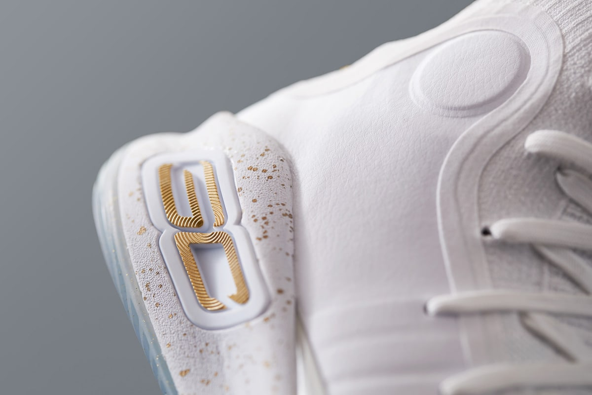 Under Armour Drops White Gold Curry 4 This Weekend