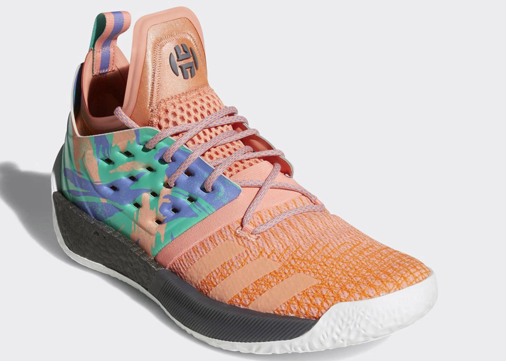 70eef4ace44 Release date for the Adidas Harden Vol. 2 is available now in a Coral and  Red colorway for  140.00 USD. Stay tuned for updated release information as  we get ...