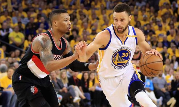 Live Blog: Golden State Warriors vs. Portland Trailblazers