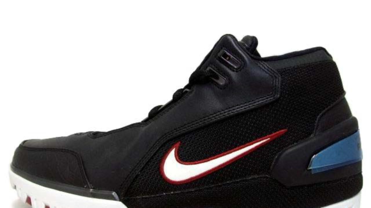 the best attitude 0dc60 74b0e LeBron James I - Nike Air Zoom Generation | Review ...