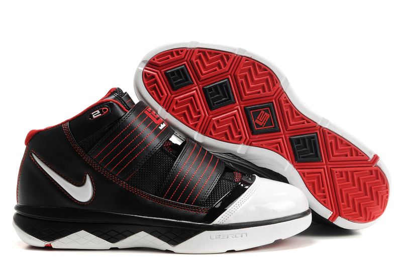 promo code 9a4bb 208a5 LeBron James | Shoe History | Sneaker Pics and Commercials ...