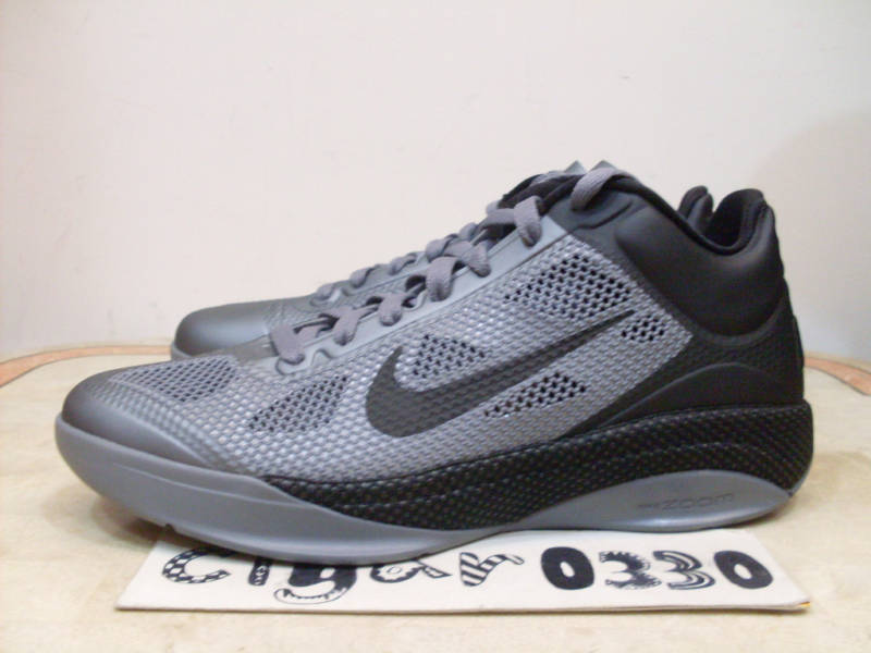 Nike Zoom Hyperfuse Low Cool Grey