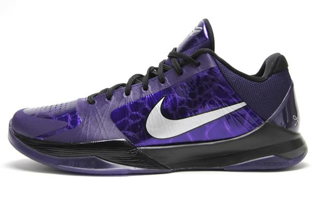 the best attitude f5e3c 5c49e Ink Release: Nike Zoom Kobe V Collection Keeper ...