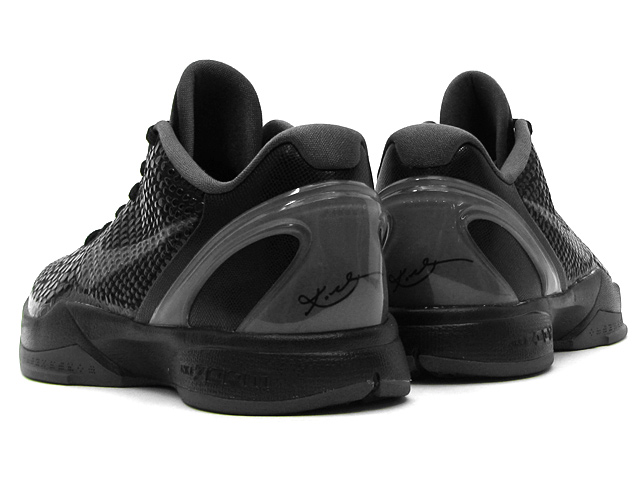 Nike Zoom Kobe VI 'Blackout'