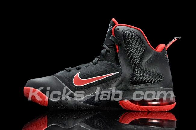 Nike LeBron 9 Black/Red