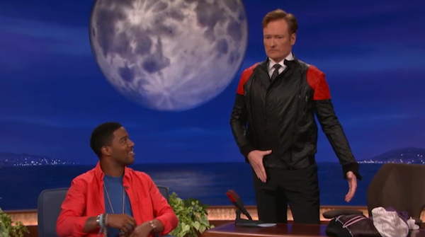 Conan O'Brien Kid Cudi Jacket