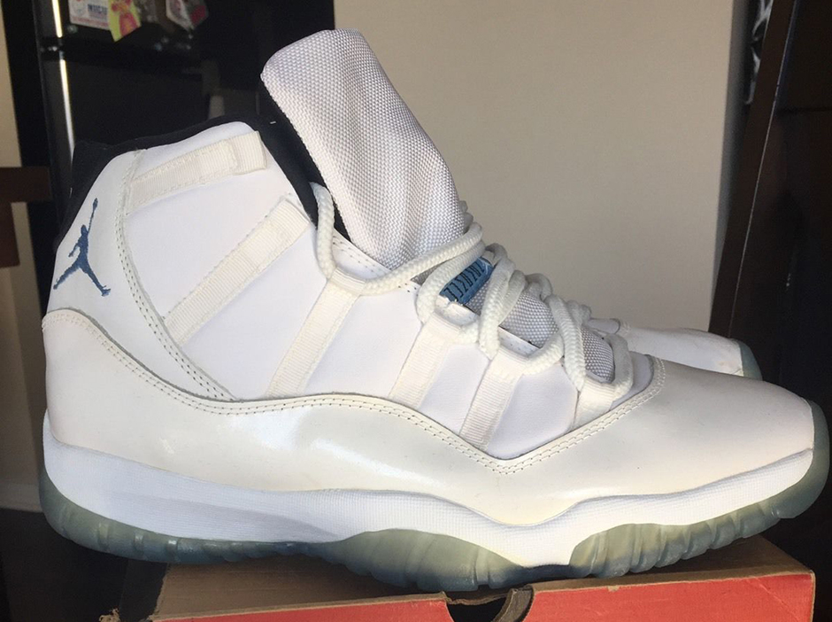 Air Jordan 11 Legend Blue Original 1996
