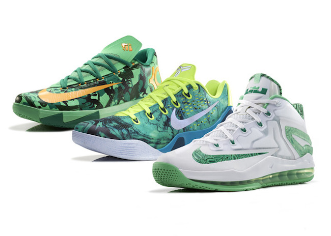 Nike Unveils The 2014 Nike Basketball Easter Collection ...