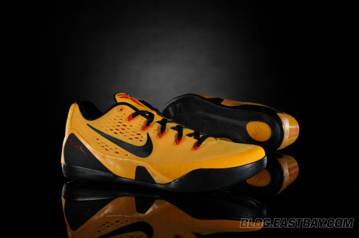 Nike Kobe 9 Low Bruce Lee Pair Sole