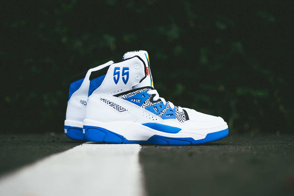 Adidas Mutumbo Blue White