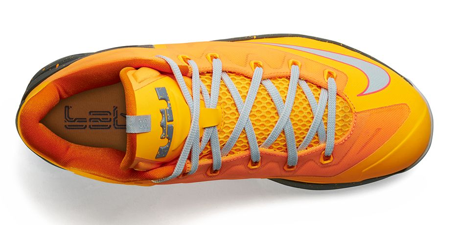 Nike LeBron 11 Low Atomic Mango Top