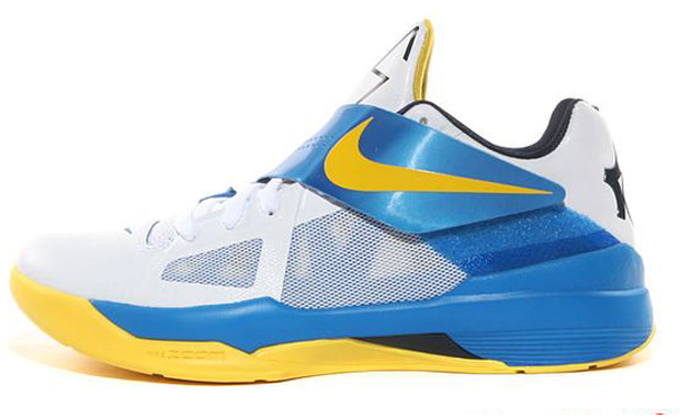Nike Zoom KD 4 Photo Blue
