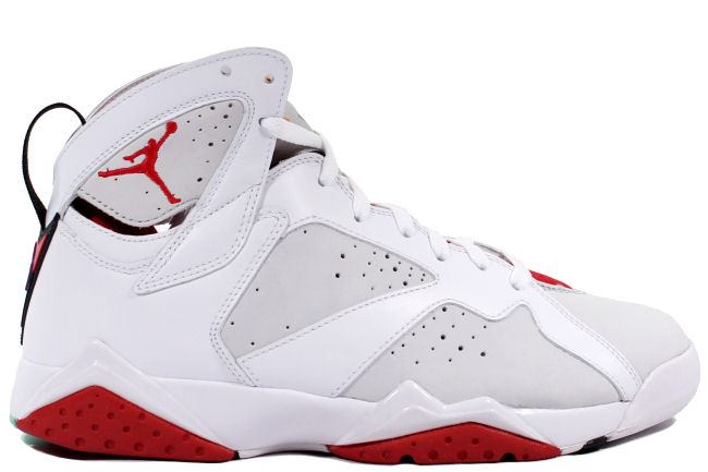 Air Jordan 7 CDP Hare