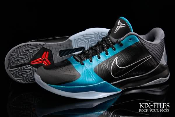 Nike Zoom Kobe 5 Dark Knight
