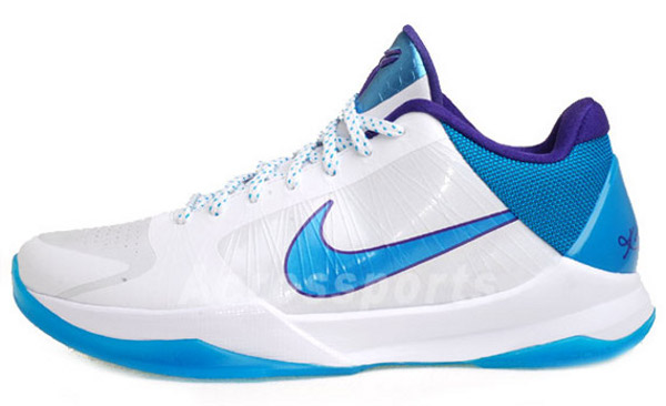 Nike Zoom Kobe 5 Draft Day