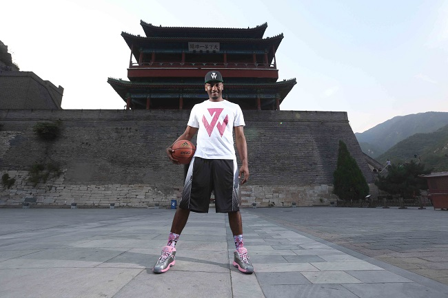 adidas and John Wall Take On Summer Tour 2