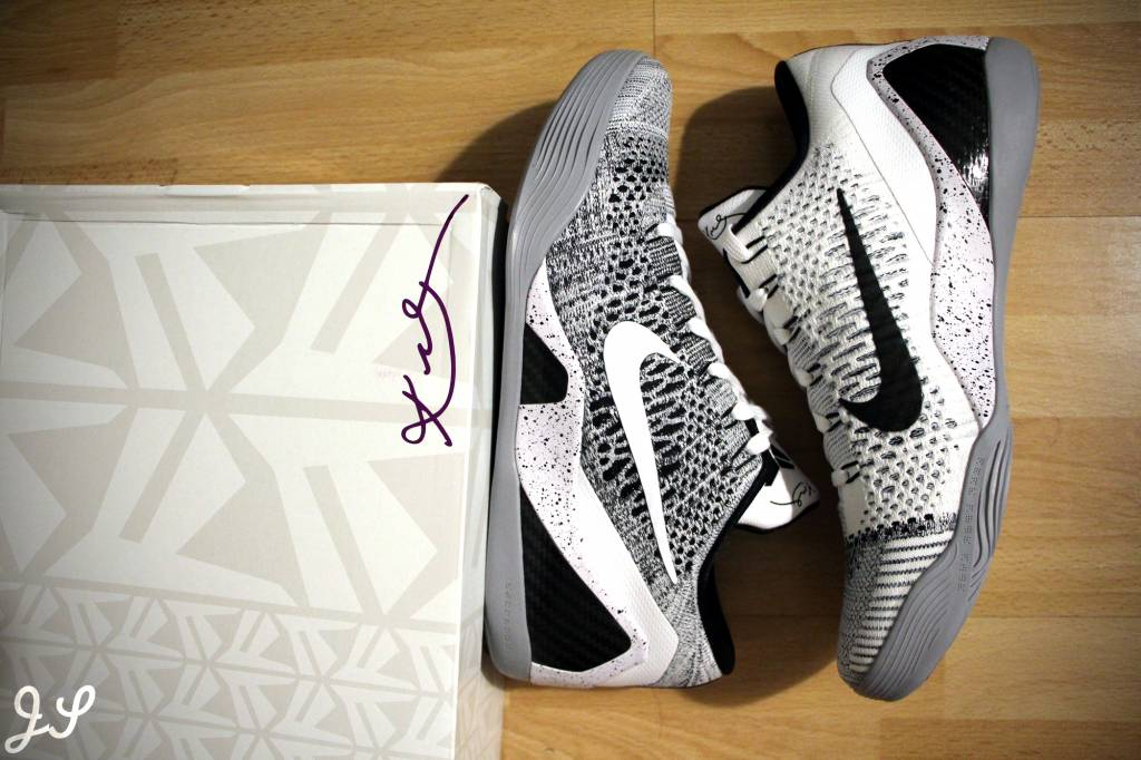 nike kobe 9 elite low beethoven box