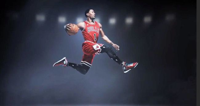 adidas d rose 5 technology