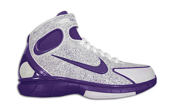 Nike Air Zoom Huarache 2K4 Purple Laser