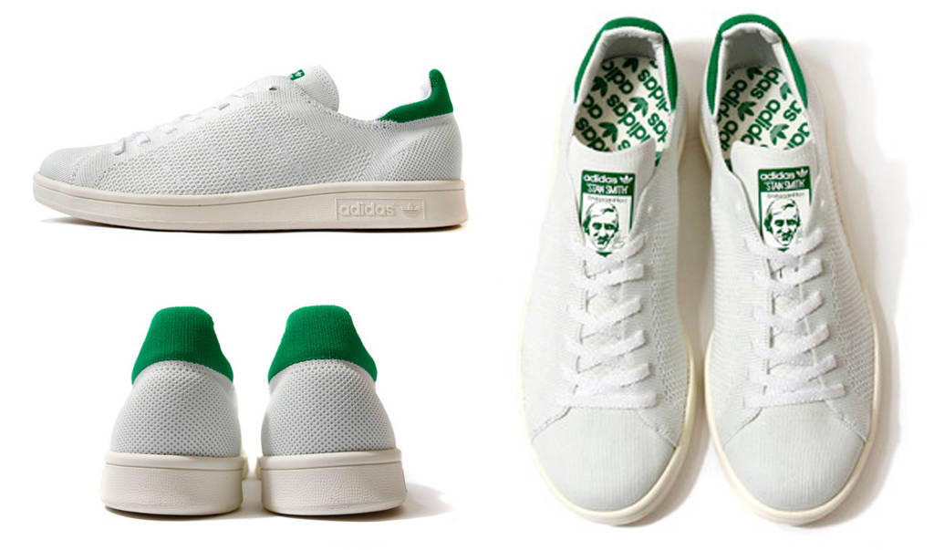 Adidas Primeknit Stan Smith
