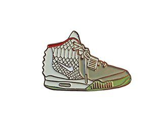 Air Yeezy Pin