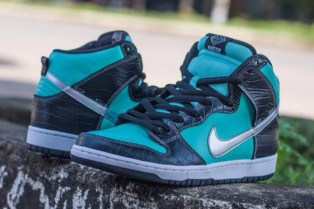 Nike Dunk SB High Diamond