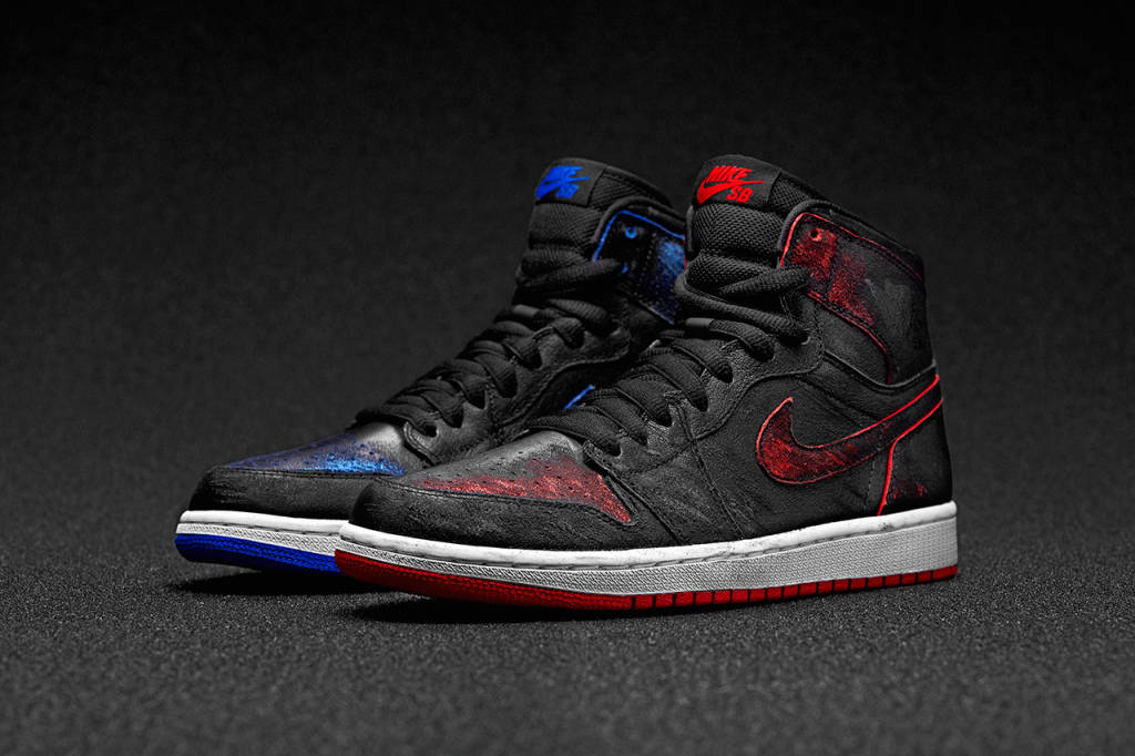 Nike SB Air Jordan 1 Lance Mountain