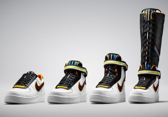 Ricardo Tisci Nike Air Force 1
