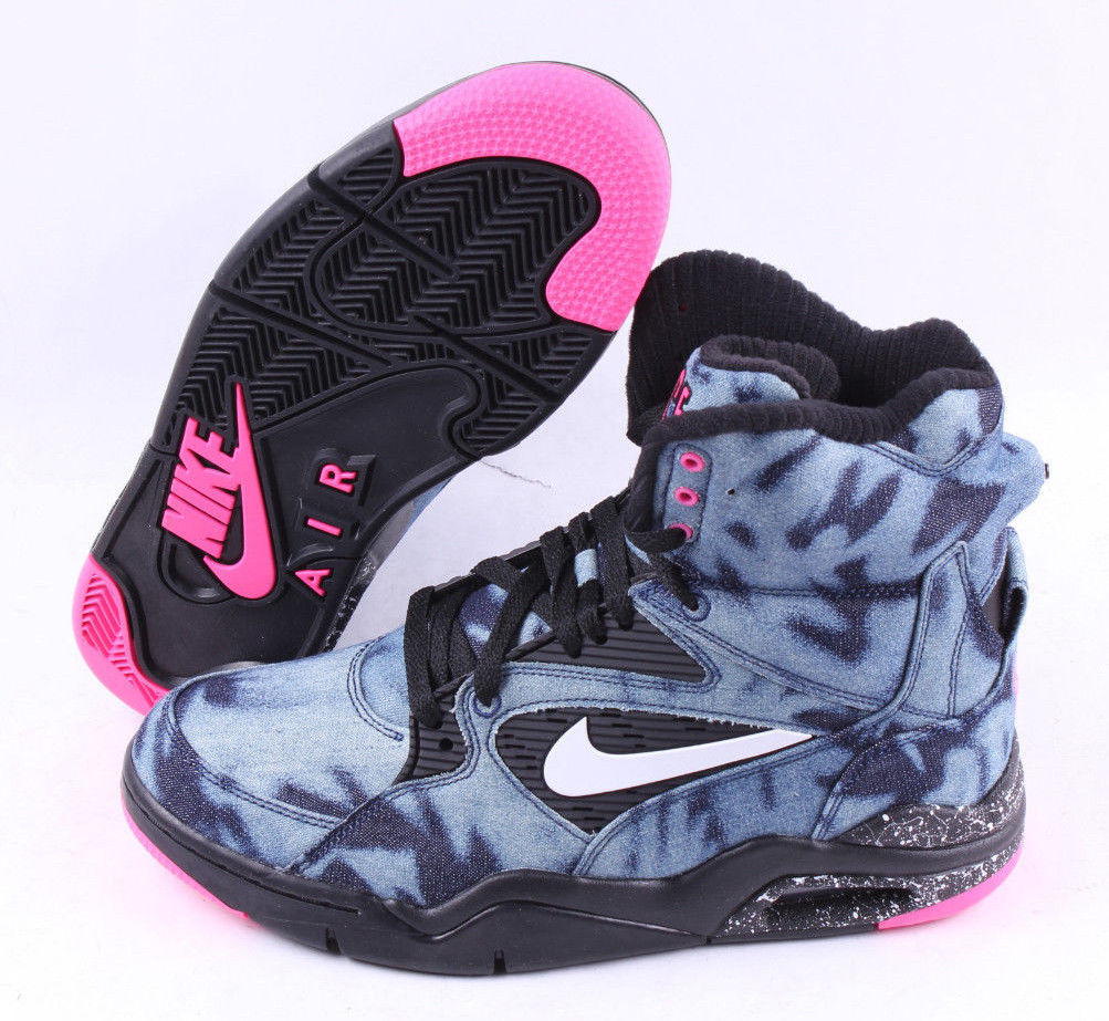 Nike Air Command Force Bleached Denim