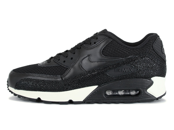 Nike Air Max 1 Leather PA Black:Black-Sea Glass
