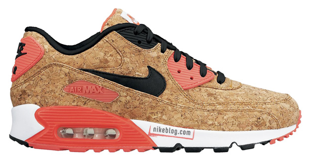 Nike Air Max '90 Anniversary Bronze:Black-Infrared-White