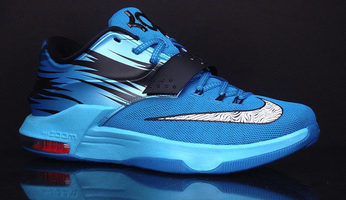Nike KD VII Clearwater