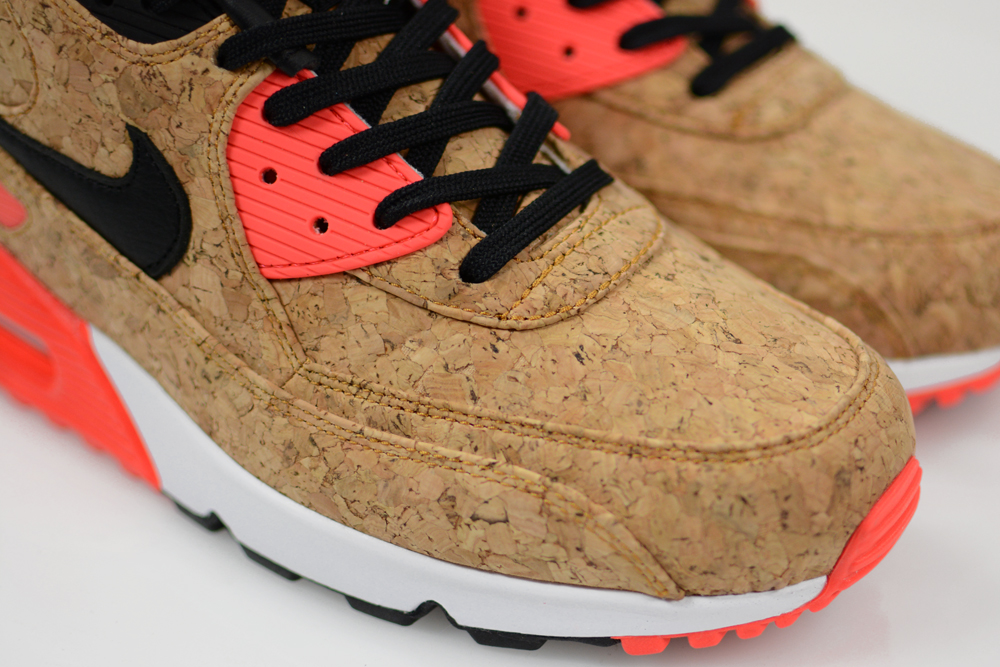 "7082a67cfb 25th Anniversary Nike Air Max 90 ""Infrared Cork"" 