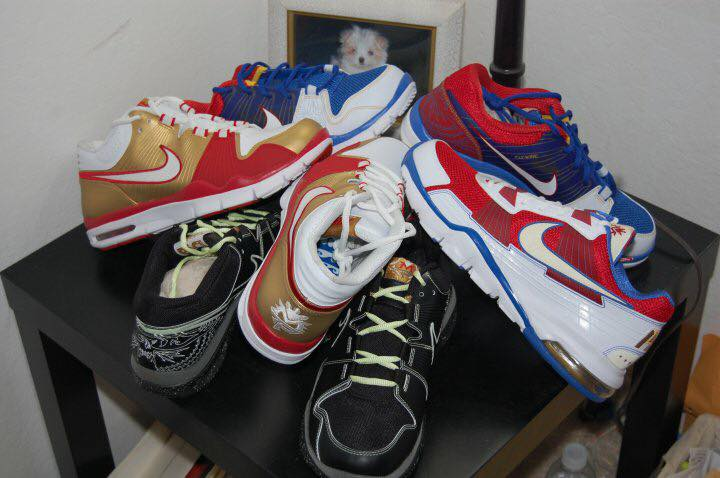 Manny Pacquiao's Top 5 Nike Trainers