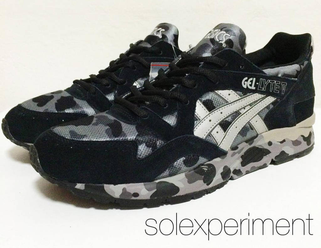 First Look: Asics Gel Lyte V
