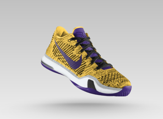 hot sale online 14cc9 372e0 Prize  Custom NIKE ID Kobe X. Winners will