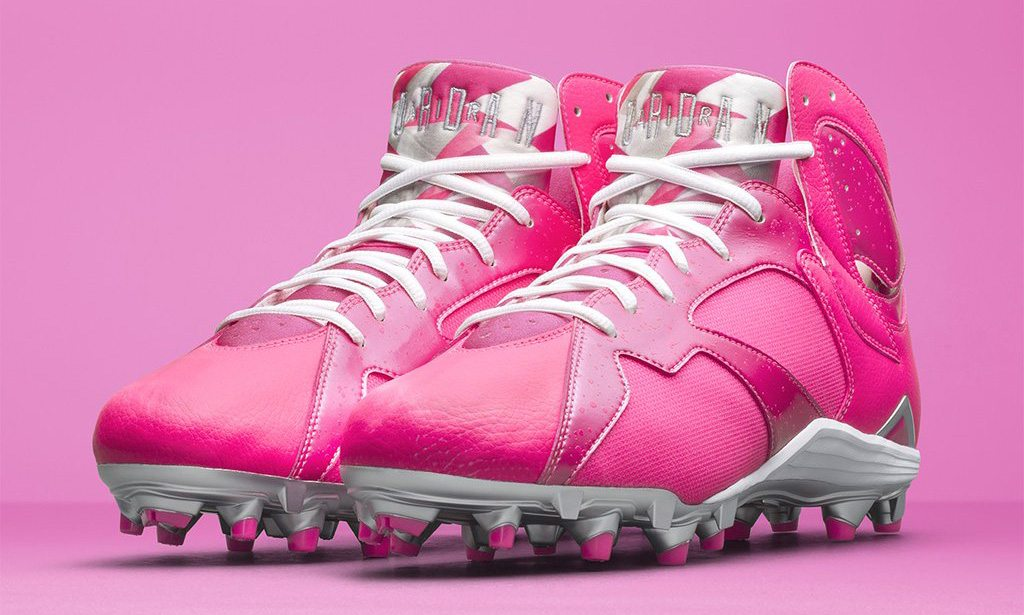 Air Jordan 7 Bca Cleats Closer Look Kicksologists Com